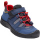 Keen Hikeport WP Shoes Children red/blue